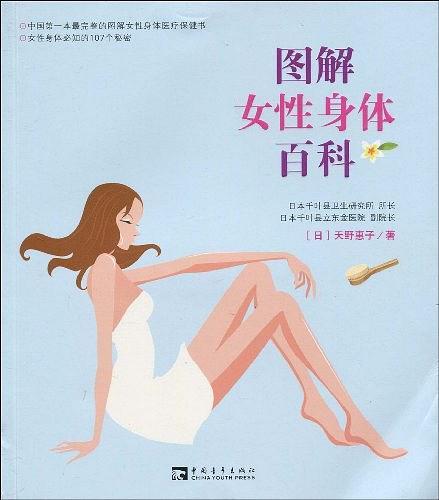 图解女性身体百科