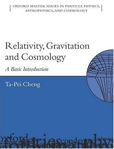 Relativity, Gravitation, and Cosmology